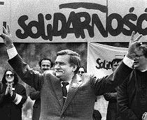 Lech Wałęsa Solidarność
